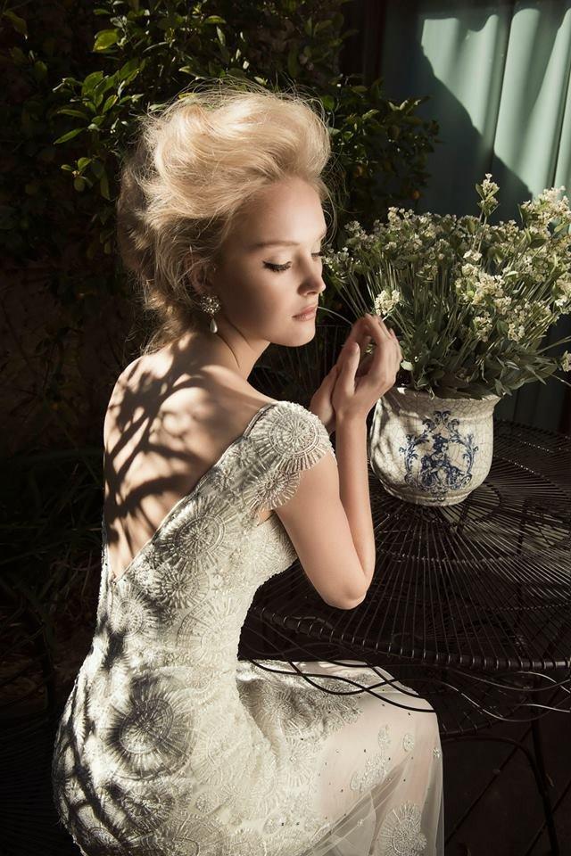 Lindos vestidos de novias | Coleccion Solo Merav
