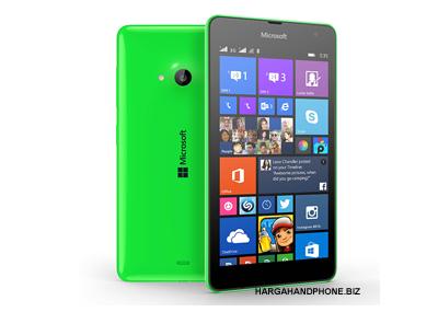 Gambar Lumia 535 Dual SIM