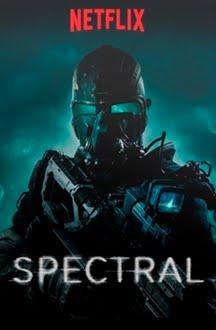 Spectral - WEBRip 1080p 720p (Dublado e Legendado) 2016 - Mega | BR2Share | Uptobox
