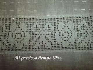 Visillos Para Ventanas Al Crochet