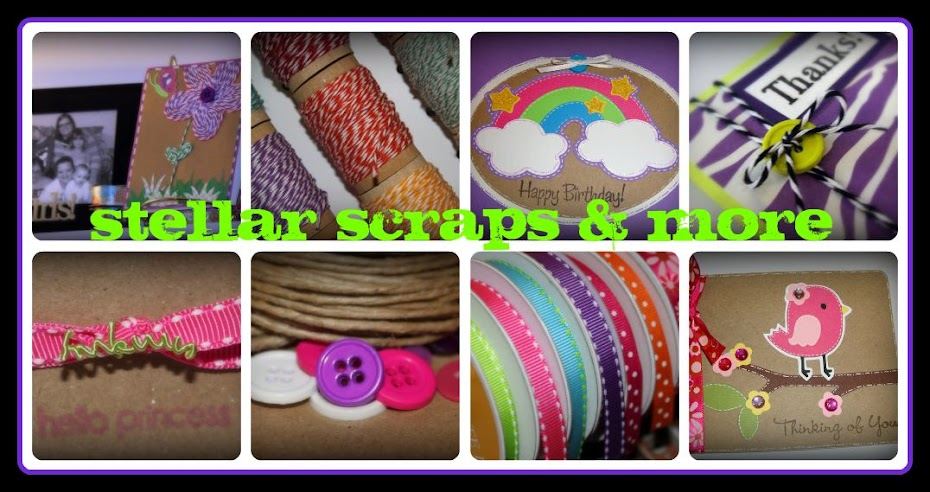 Stellar Scraps &amp; More