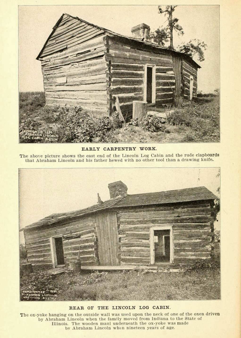 abe lincoln log cabin 5361 movieweb