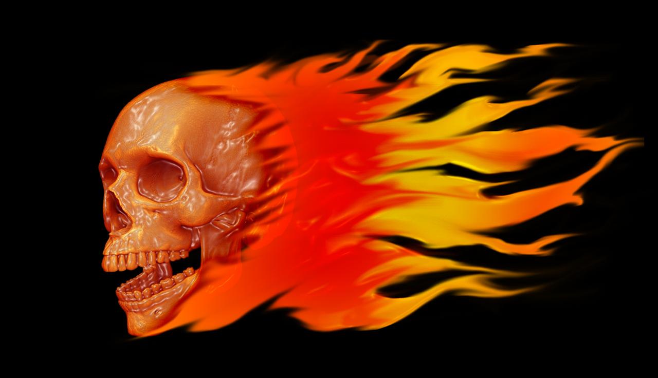 Tengkorak Api