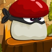 Ninja Mushroom | Toptenjuegos.blogspot.com
