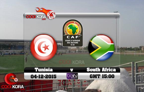 مشاهدة مباراة تونس وجنوب أفريقيا اليوم 4/12/2015 علي بي أن سبورت HD10