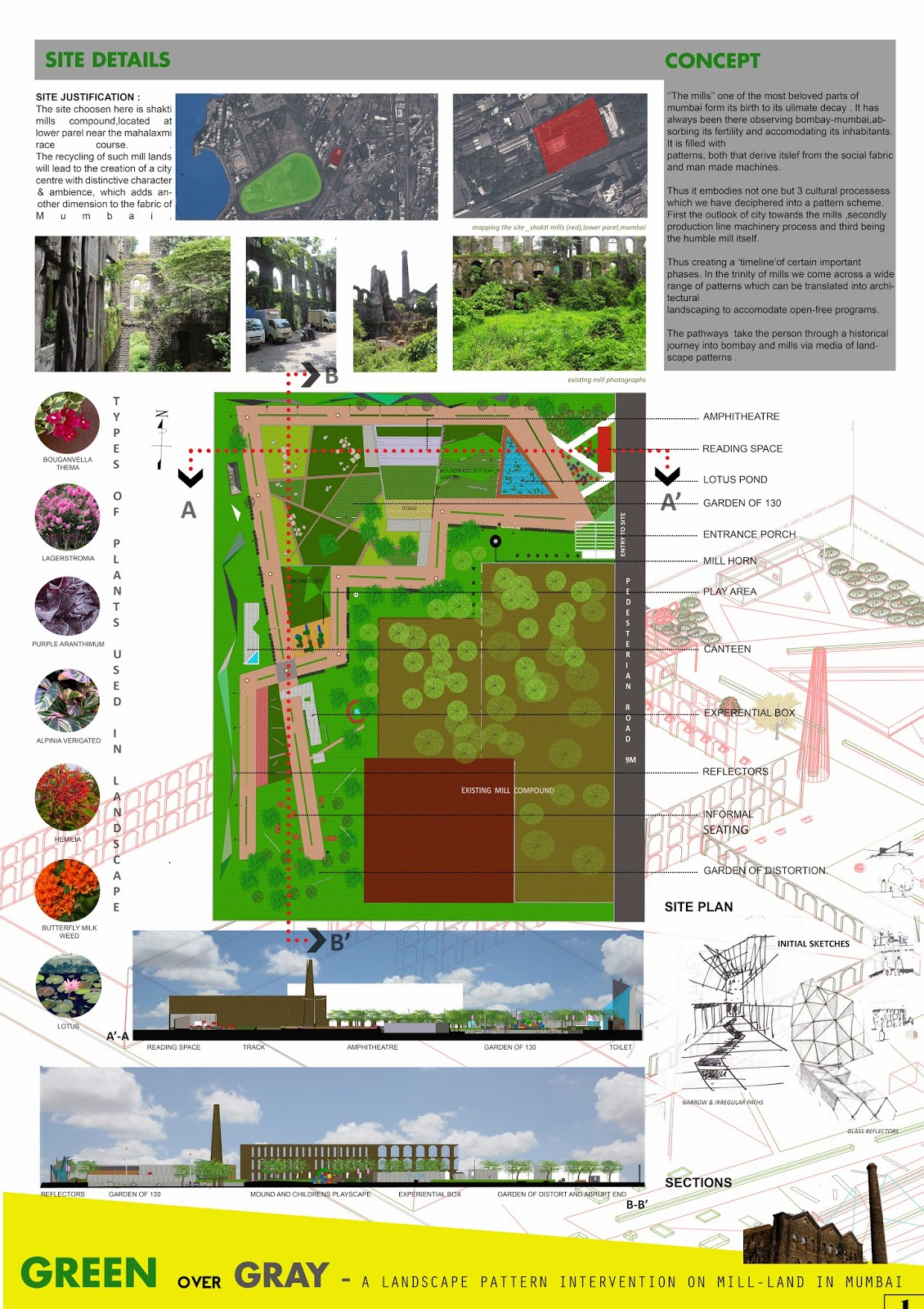 Experimentation la journal landscape design competition for Landscape design contest