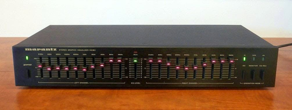 Marantz Eq351 Graphic Equalizer Audiobaza