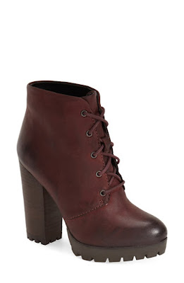Lace-up Ankle Boots Steve Madden