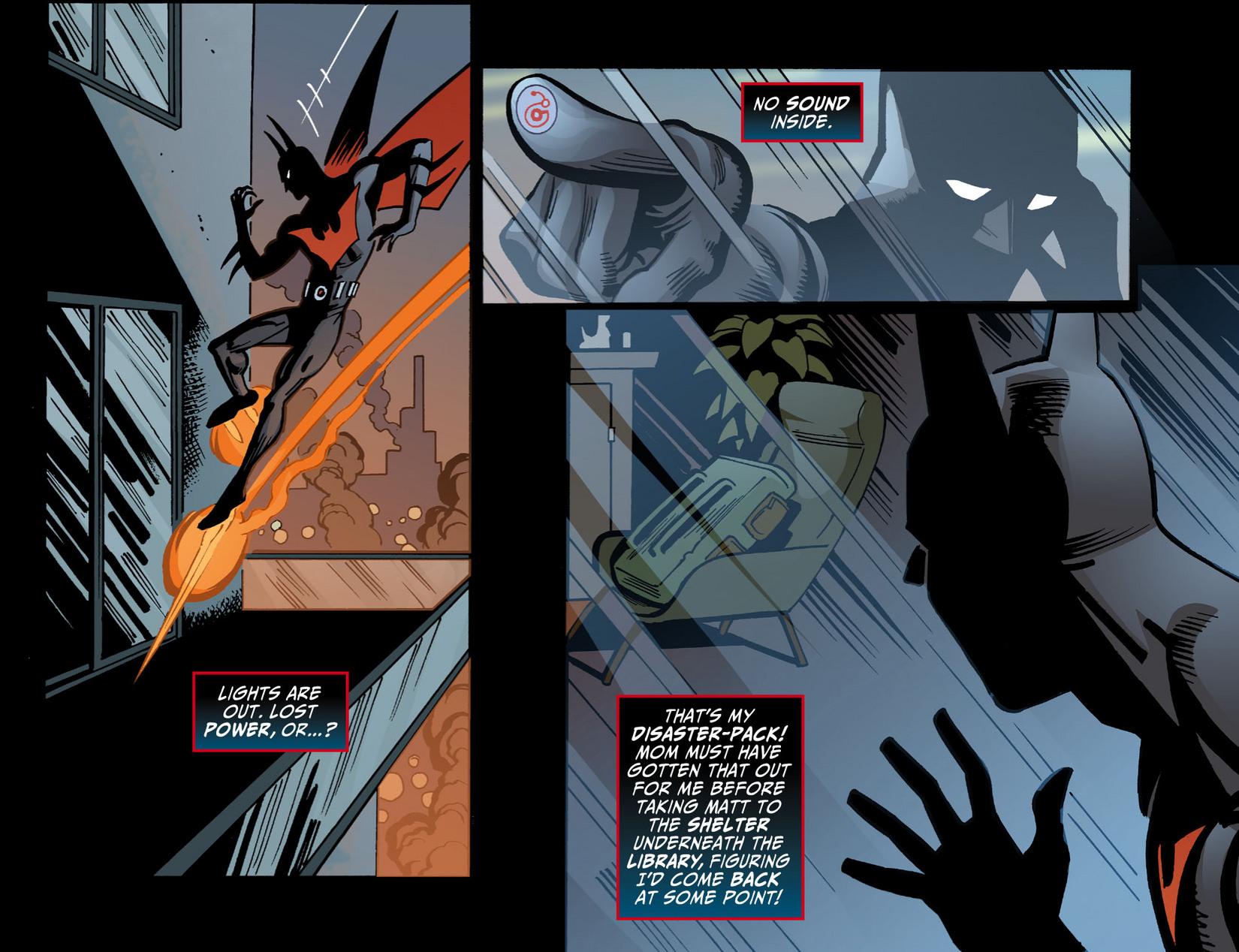 Batman Beyond (2012) Issue #12 #12 - English 20