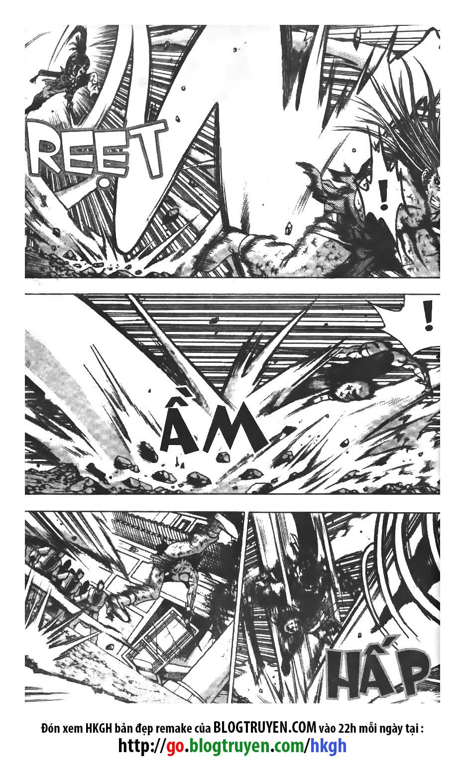 Hiệp Khách Giang Hồ chap 215 page 23 - IZTruyenTranh.com