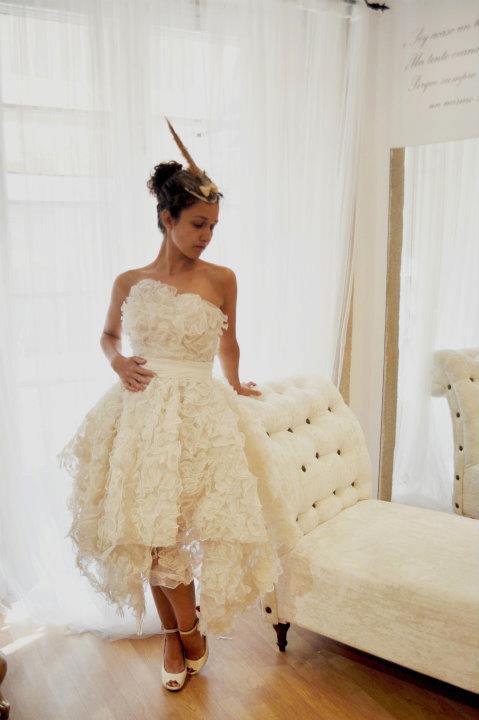 El primer vestido de novia Boüret Mariée-29034-