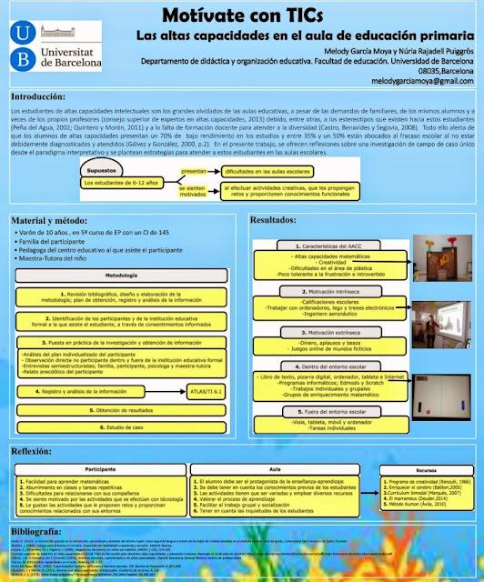Poster AACC II Jornadas Canarias