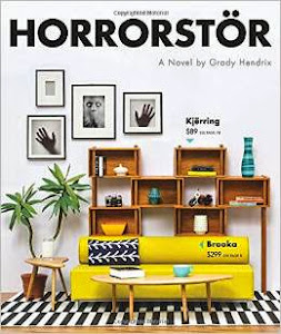 1 Horrorstor Horror Book Giveaway - Ends Oct 7th