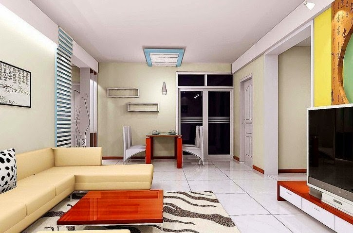 Popular interior wall paint colors 2015 for Colorful interior design ideas