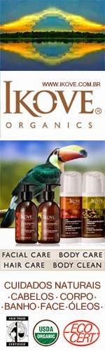 EU RECOMENDO: IKOVE ORGANICS Cosméticos e produtos orgânicos para corpo, cabelo, banho e face