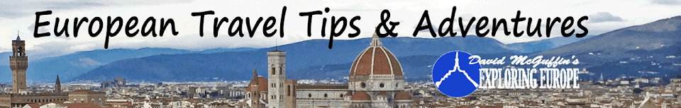 Guided European Travel, Tours, Tips & Adventures
