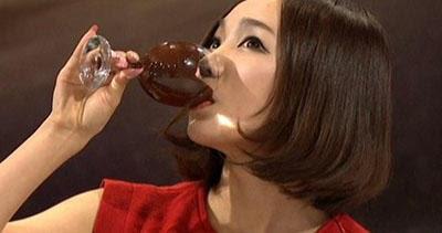 巧克力美人 金道妍