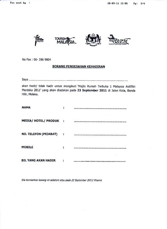 Open house invitation letter fieldstation open house invitation letter malacca tourism association hari raya stopboris Gallery