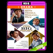La gran apuesta (2015) WEB-DL 720p Audio Dual Latino-Ingles