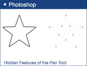 Hidden Features of the Pen Tool