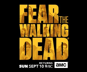 """""""Fear The Walking Dead"""" Is Back Baby!"""