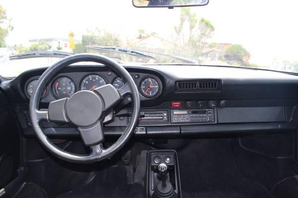 1981 Porsche 911 Sc Immaculate Condition