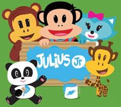 Julius Jr Minika Çizgi Filmi Oyunu Oyna Yeni