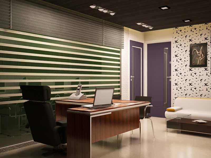 Interior design business interior design for Personal office design