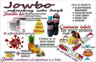 Order Your Refreshing Jowbo