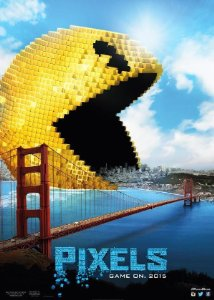 Download Pixels (2015) HDRip + Subtitle Indonesia
