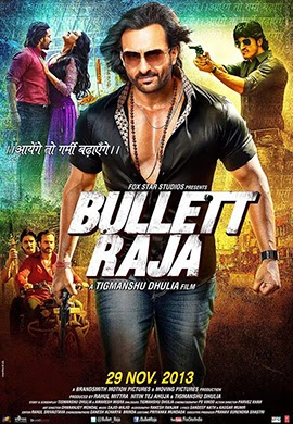 Watch Bullet Raja (2013) Hindi Non Retail Original DVDRip Full Movie Watch Online For Free Download