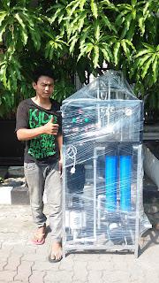 jual mesin reverse osmosis 2000 Gpd atau setara dengan 6000 liter per hari di surabaya