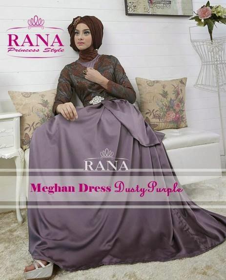 Baju Muslim Modern Buat Pesta