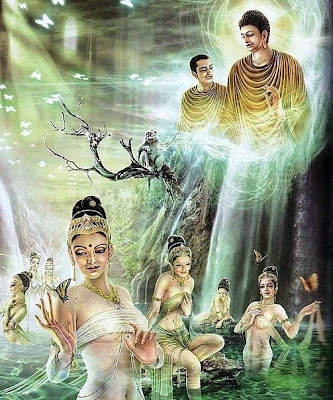"""Буддизм для начинающих: """"Нирвана - вне представлений"""""""