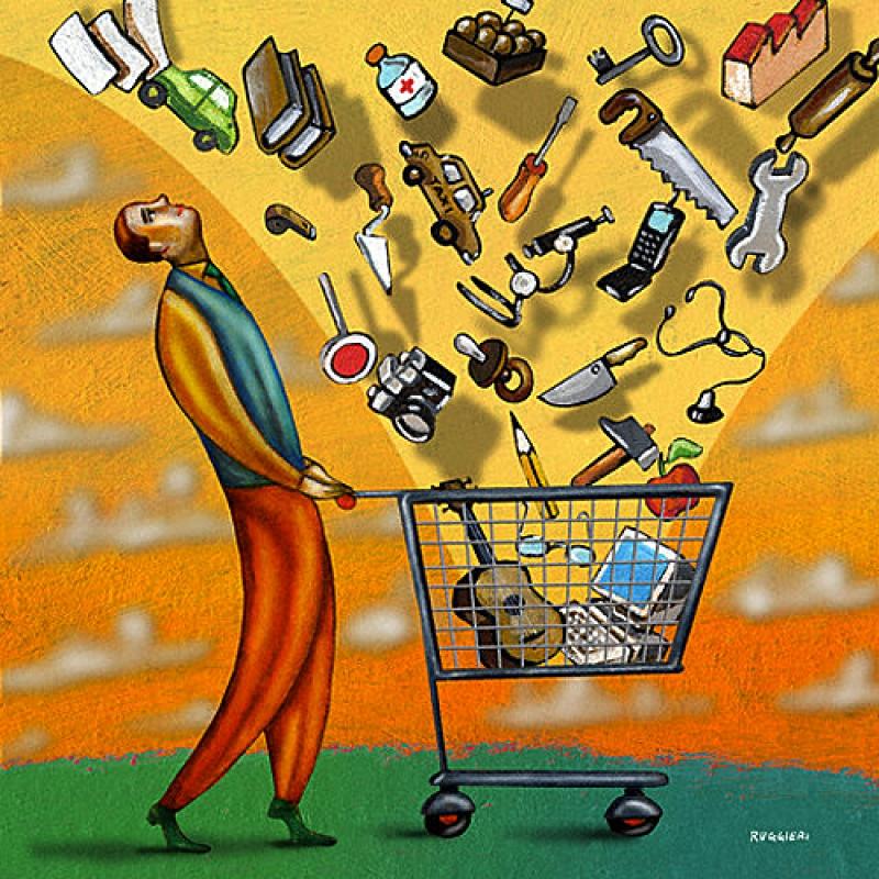 Рабы потребления
