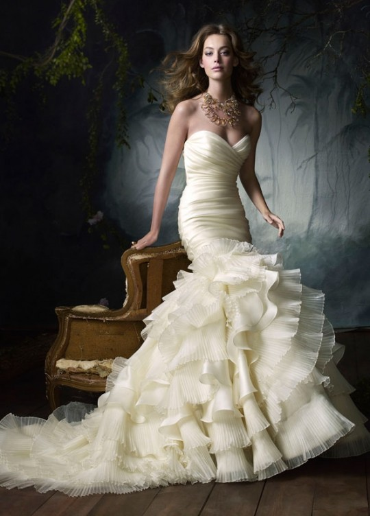 Inner Peace In Your Life The Most Beautiful Wedding Dress World