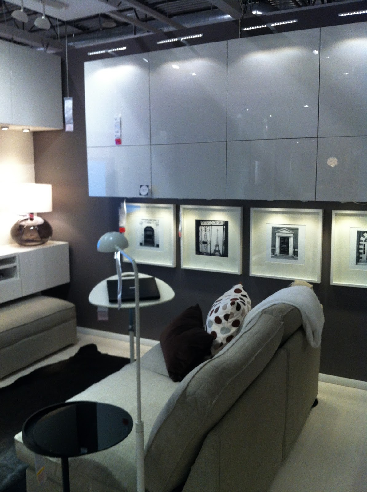 Design dump mini living room at ikea for Ikea living room ideas 2013