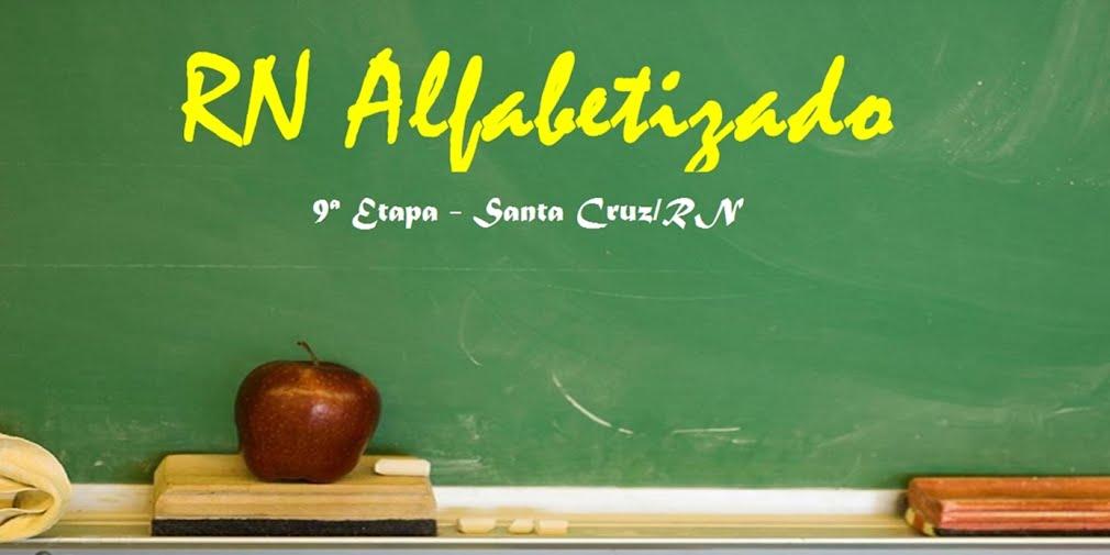 RN Alfabetizado - 9ª Etapa