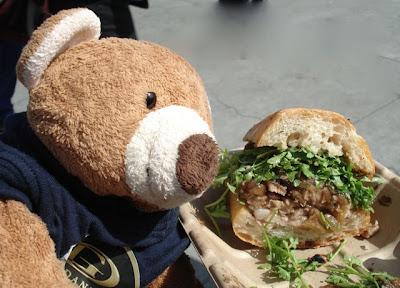 Porchetta Sandwich Roli Roti San Francisco