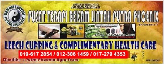 Terapi Bekam Lintah 010-508 9855  / 017 279 4353 Hana