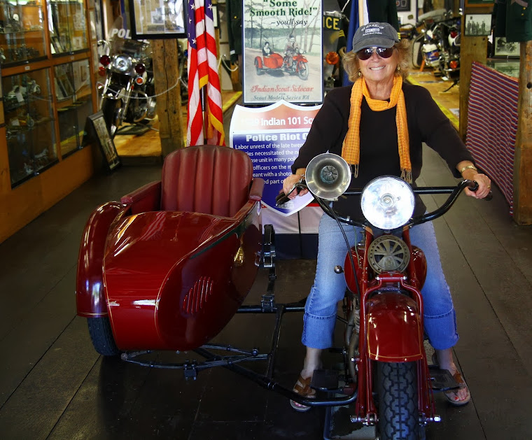 The American Polica Motorcycle Museum
