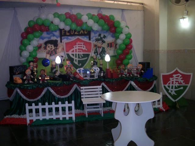 festa infantil  Fluminense - festa de aniversário na Barra da Tijuca RJ