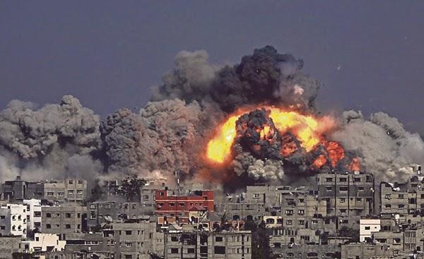 Gaza Semakin Lumpuh, Semakin Ramai Cari Perlindungan Di Masjid