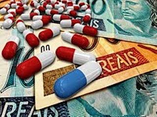 Medicamentos 5,85% mais caros