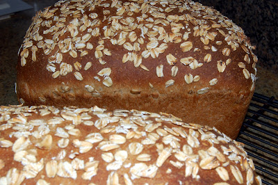 saw a handsome loaf of oatmeal bread at sun street breads one of the ...