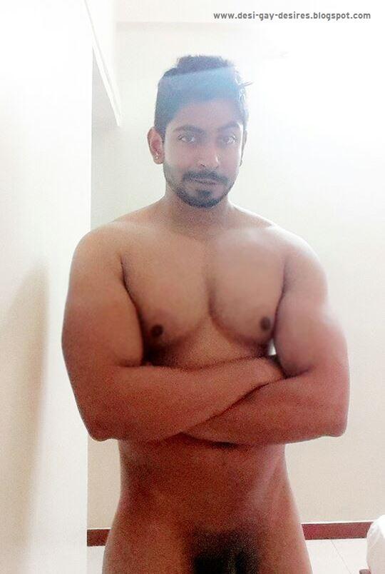 Desi Gay Desires: Nude Model - Saurabh