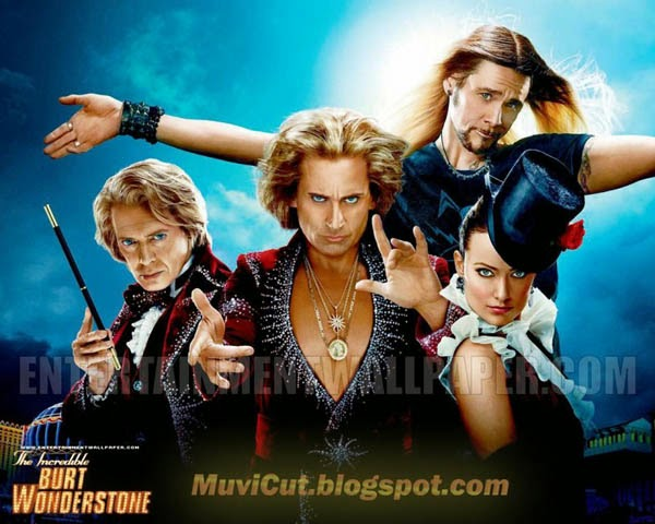 Download The Incredible Burt Wonderstone Movie for Free Online