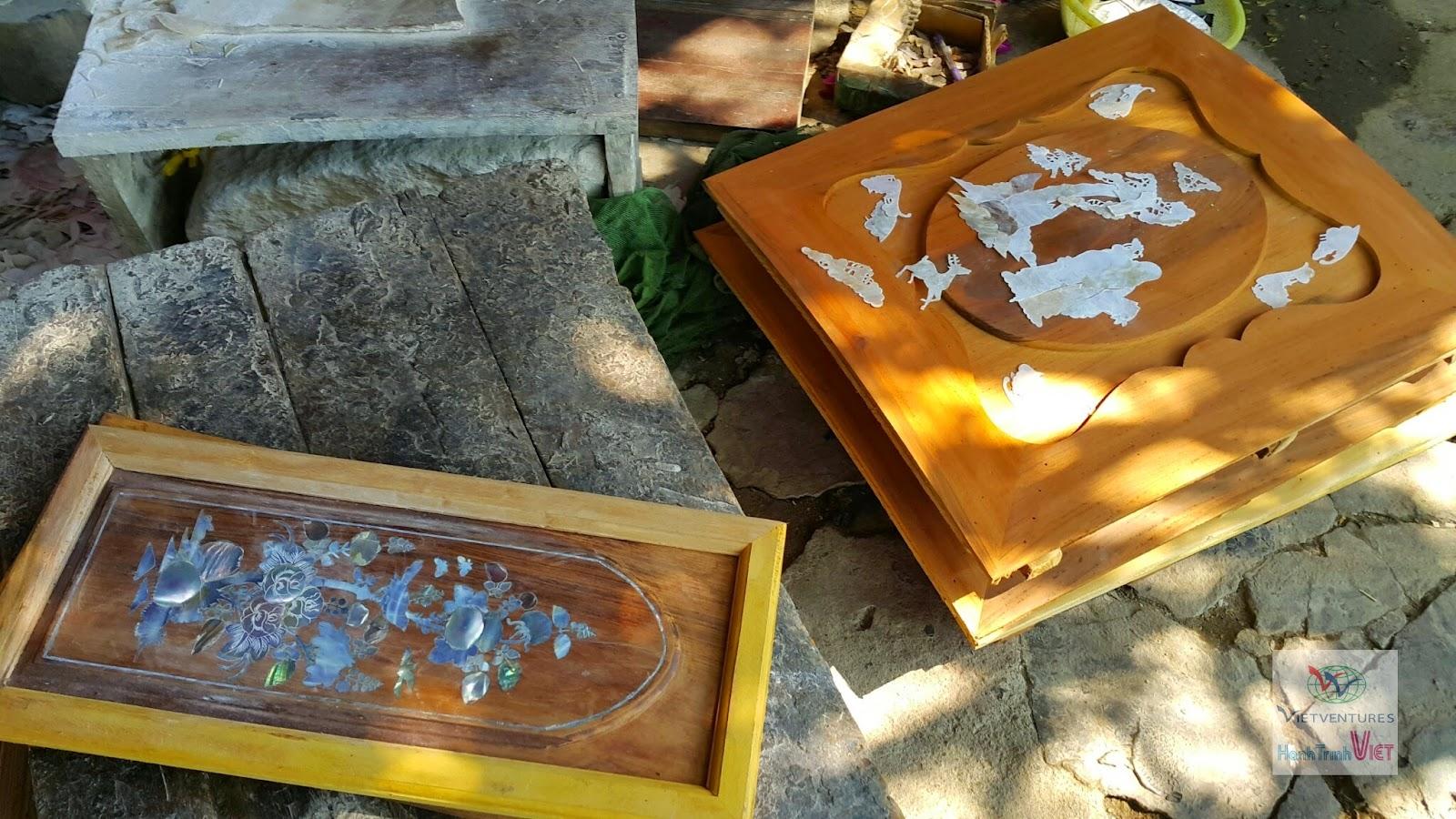 Làng mộc Kim Bồng, Hội An
