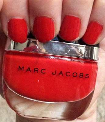 My 2014 in nails, #ManiMonday, Mani Monday, manicure, nails, nail polish, nail lacquer, nail varnish, Marc Jacobs Enamored Nail Lacquer Lola