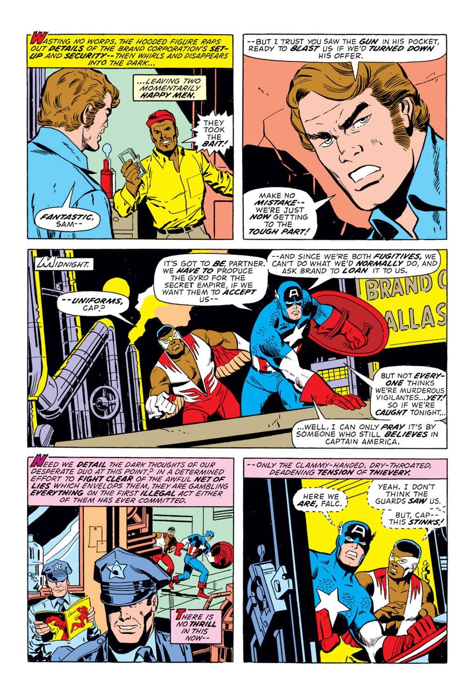 Captain America (1968) Issue #173 #87 - English 15